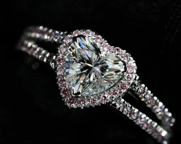 nhẫn kim cương
