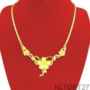 Dây Chuyền Cưới Vàng 24k - KLTDBT27