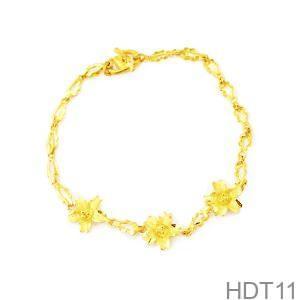 Lắc Tay Cưới Vàng 24k - HDT11