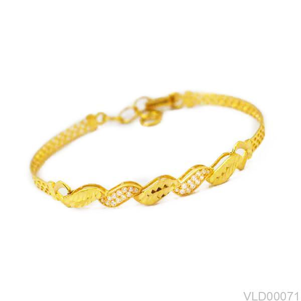 Vòng Tay Vàng 18k - VLD00071