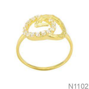 Nhẫn Kiểu Nữ APJ Vàng 18k - N1102