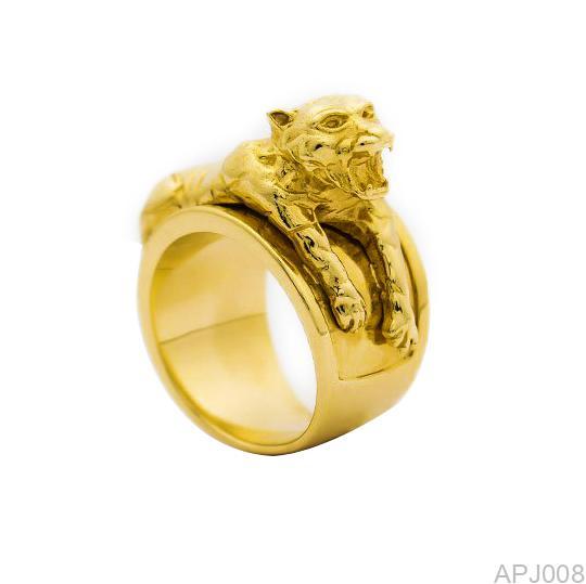 Nhẫn Nam Vàng 18k - APJ008