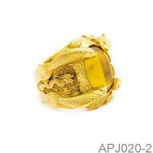 Nhẫn Nam Vàng 18K - APJ020-2