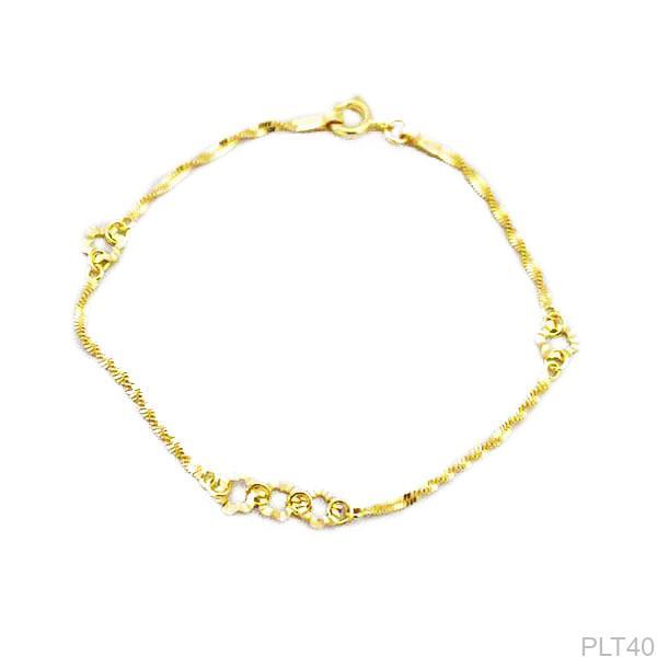 Lắc Tay Vàng 18k - PLT40