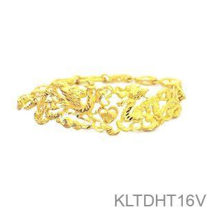 Lắc Tay Cưới Vàng 24k - KLTDHT16V