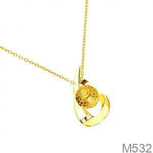 Mặt Dây Chuyền Vàng 18K - M532
