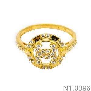 Nhẫn nữ đẹp N1.0096