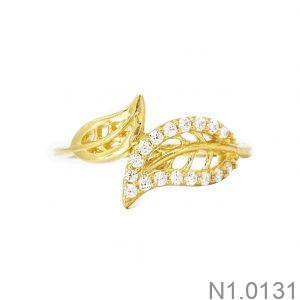 Nhẫn Kiểu Nữ APJ Vàng 18k - N1.0131