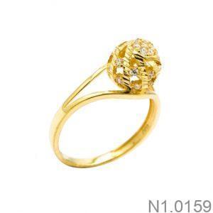 Nhẫn Kiểu Nữ APJ Vàng 18k - N1.0159