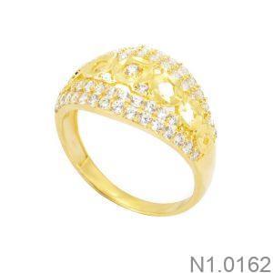 Nhẫn Kiểu Nữ APJ Vàng 18k - N1.0162