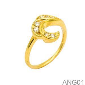 Nhẫn nữ ANG01