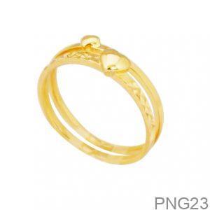 Nhẫn Nữ Vàng 18K - PNG23