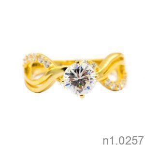 Nhẫn Kiểu Nữ APJ Vàng 18k - N1.0257