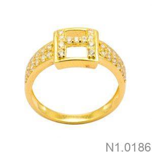 Nhẫn Kiểu Nữ APJ Vàng 18k - N1.0186
