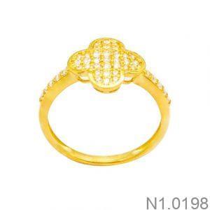 Nhẫn Kiểu Nữ APJ Vàng 18k - N1.0198