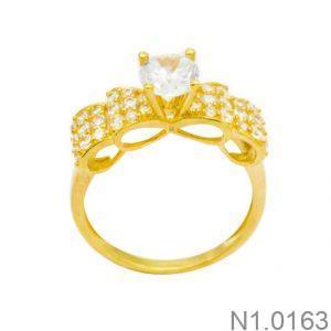 Nhẫn Kiểu Nữ APJ Vàng 18k - N1.0163