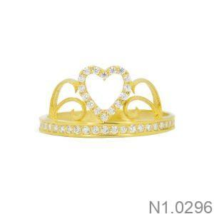 Nhẫn Kiểu Nữ APJ Vàng 18k - N1.0296