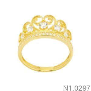 Nhẫn Kiểu Nữ APJ Vàng 18k - N1.0297