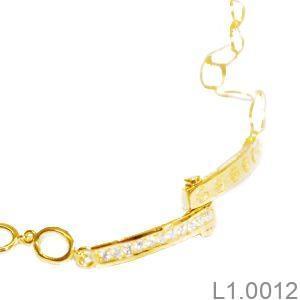 Lắc Tay Vàng 18k - L1.0012