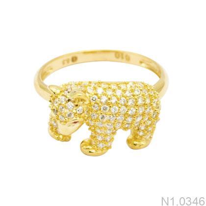 Nhẫn Kiểu Nữ APJ Vàng 18k - N1.0346