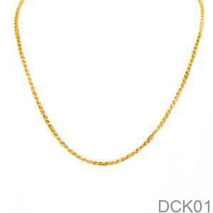 Dây Chuyền Cưới Vàng 24k - DCK01