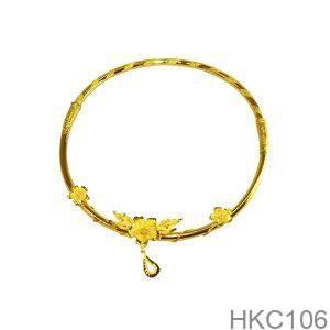 Kiềng Cưới Vàng 24k - HKC106