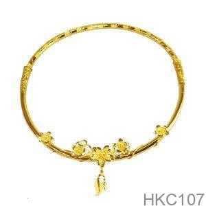 Kiềng Cưới Vàng 24k - HKC107