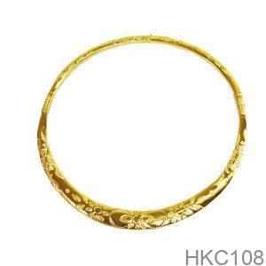 Kiềng Cưới Vàng 24k - HKC108