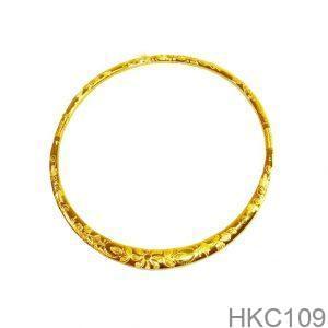 Kiềng Cưới Vàng 24k - HKC109