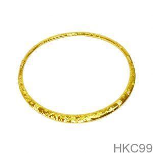 Kiềng Cưới Vàng 24k - HKC99