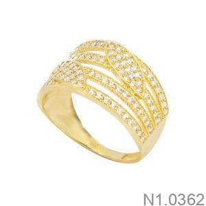 Nhẫn Kiểu Nữ APJ Vàng 18k - N1.0362