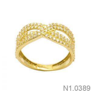 Nhẫn Kiểu Nữ APJ Vàng 18k - N1.0389
