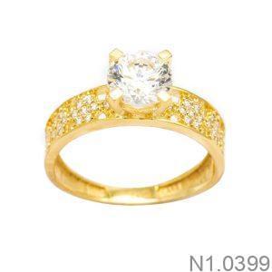 Nhẫn Kiểu Nữ APJ Vàng 18k - N1.0399