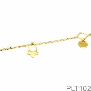 Lắc Tay Vàng 18k - PLT102