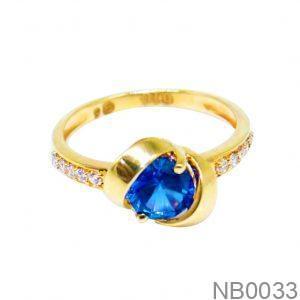 Nhẫn Kiểu Nữ Vàng 18k - NB0033