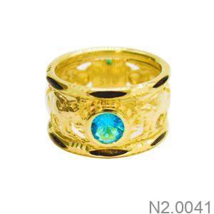 Nhẫn Kiểu Nam APJ Vàng 18k - N2.0041