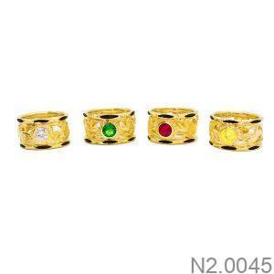 Nhẫn Kiểu Nam APJ Vàng 18k - N2.0045
