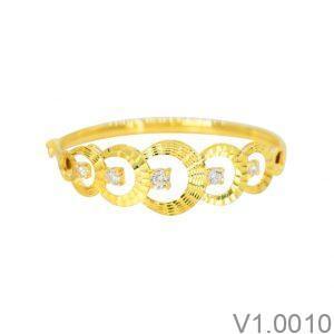 Lắc Tay APJ Vàng 18k - V1.0010