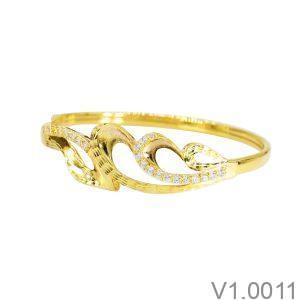 LắcTay APJ Vàng 18k - V1.0011