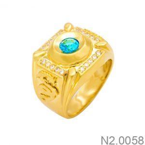 Nhẫn Kiểu Nam APJ Vàng 18k - N2.0058