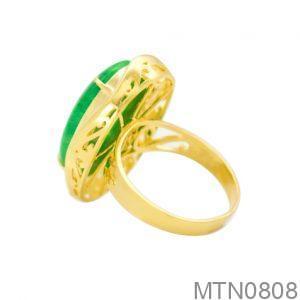 Nhẫn Kiểu Nữ APJ Vàng 18k - MTN0808