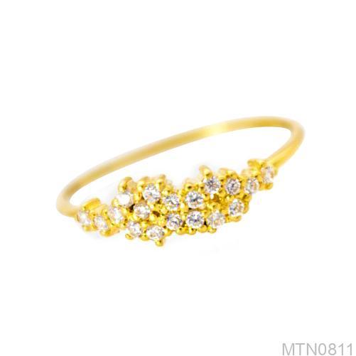 Nhẫn Kiểu Nữ Vàng 18k - MTN0811