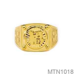 Nhẫn Nam Vàng 18k - MTN1018