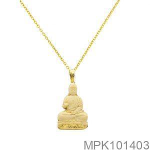 Mặt Dây Chuyền Vàng 18k - MPK101403