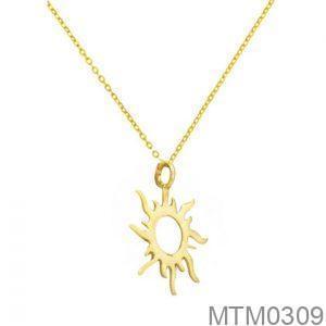 Mặt Dây Chuyền Vàng 18k - MTM0309