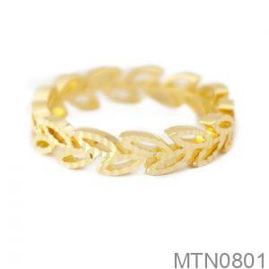 Nhẫn Kiểu Nữ APJ Vàng 18k - MTN0801