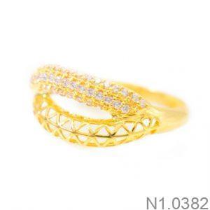 Nhẫn Kiểu Nữ APJ Vàng 18k - N1.0382