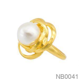 Nhẫn Kiểu Nữ Vàng 10K - NB0041