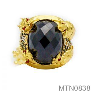 Nhẫn Kiểu Nam APJ Vàng 18k - MTN0838