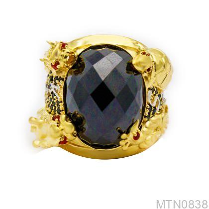 MTN0838-2 Nhẫn vàng nam